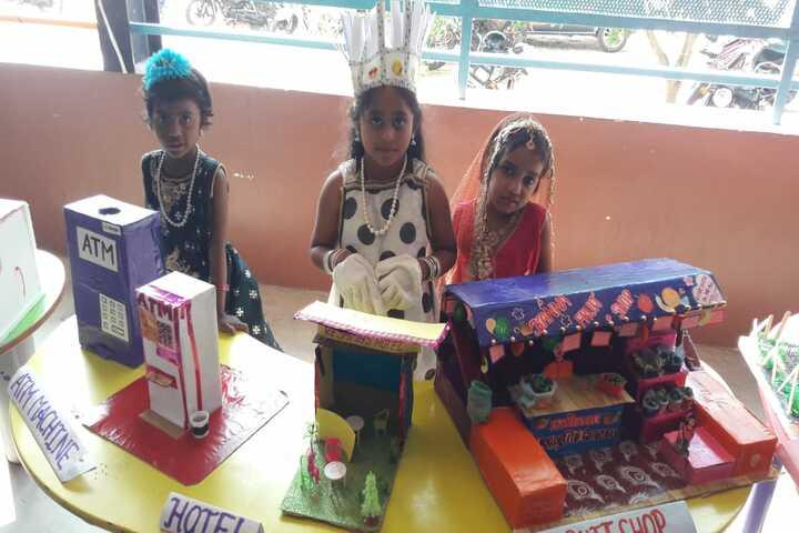 Kanna International School-Science Exhibition