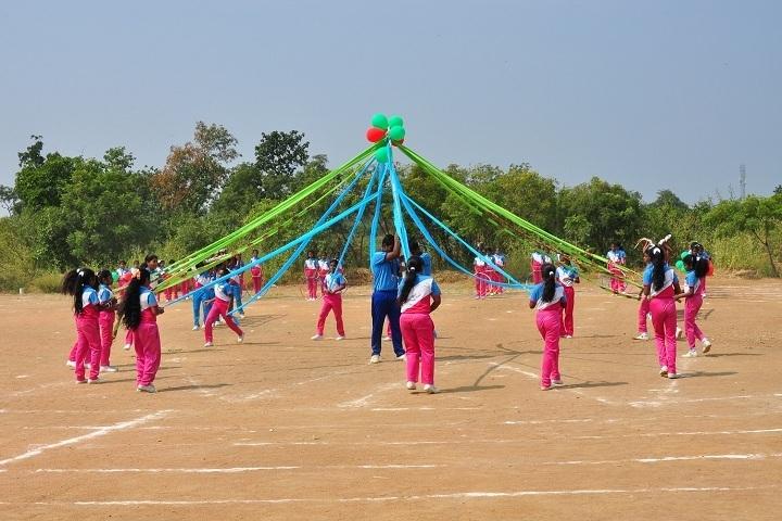 Kanna International School-Sports Day