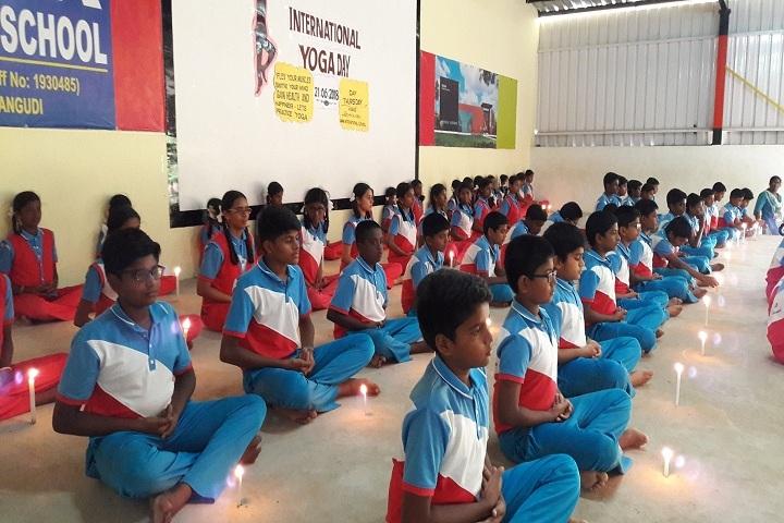 Kanna International School-Yoga