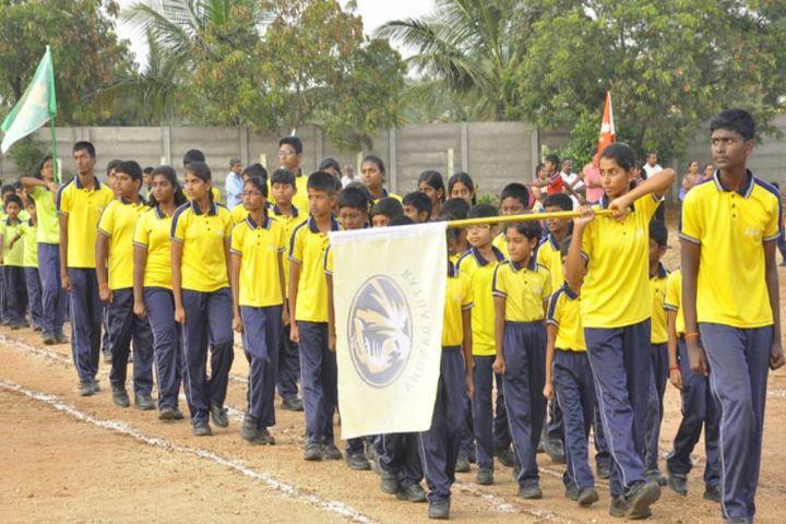 Kathir Vidyaa Mandhir-March Past