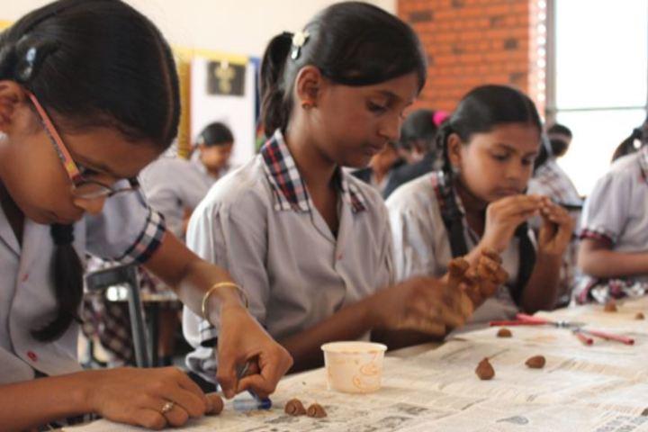 Kathir Vidyaa Mandhir-Practical Work