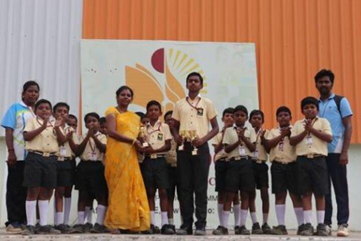 Kenbridge School-Prize Distribution