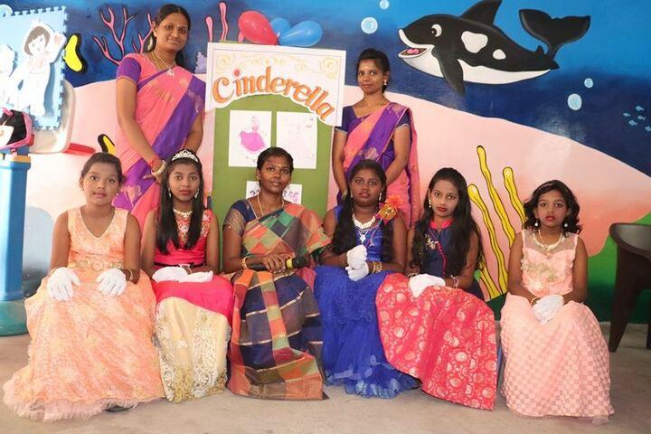 Kenbridge School-Students