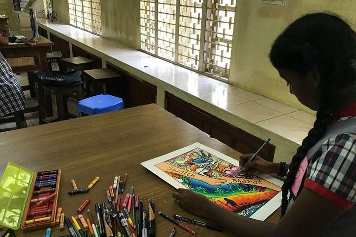 Kendriya Vidyalaya-Drawing