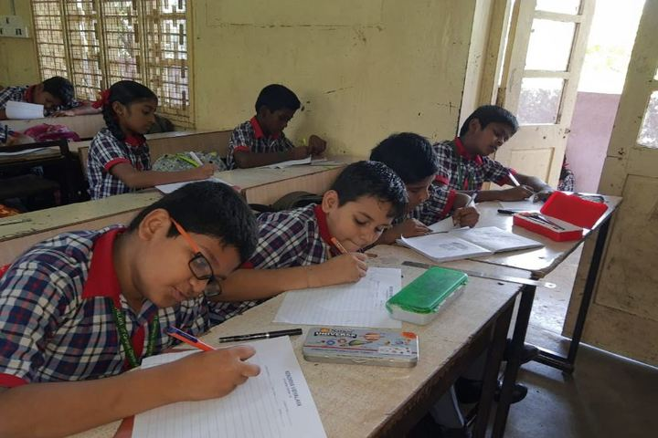 Kendriya Vidyalaya-Letter Writing Day