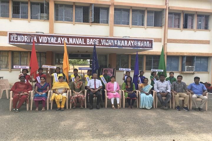 Kendriya Vidyalaya Vijayanarayanam-Investitute Cermony