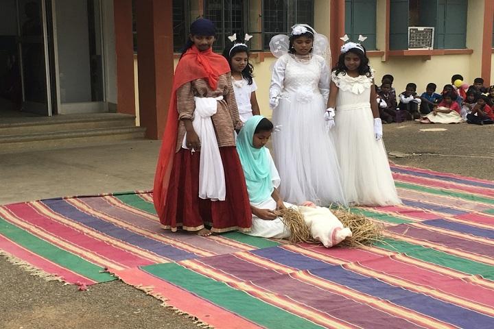 Kendriya Vidyalaya Vijayanarayanam-Xmas