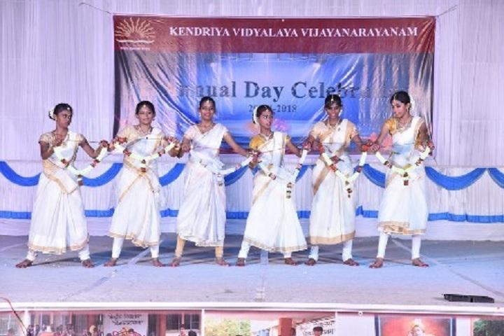 Kendriya Vidyalaya Vijayanarayanam-annual day
