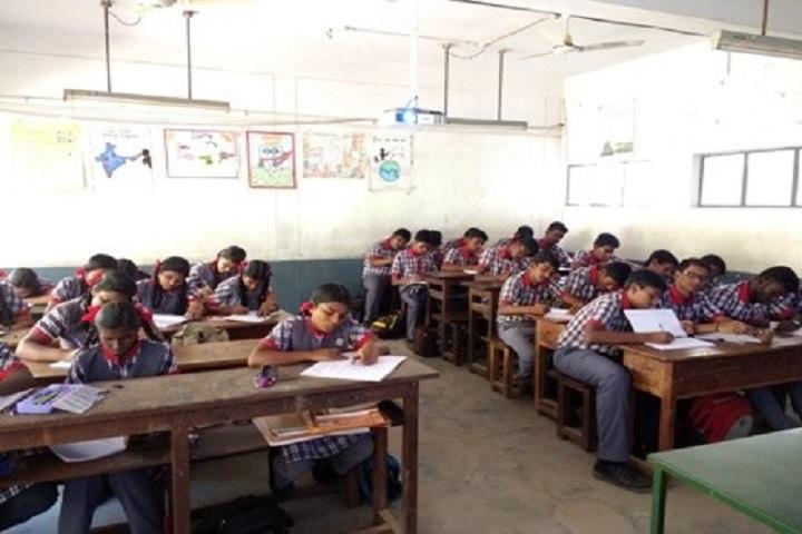 Kendriya Vidyalaya Vijayanarayanam-classroom