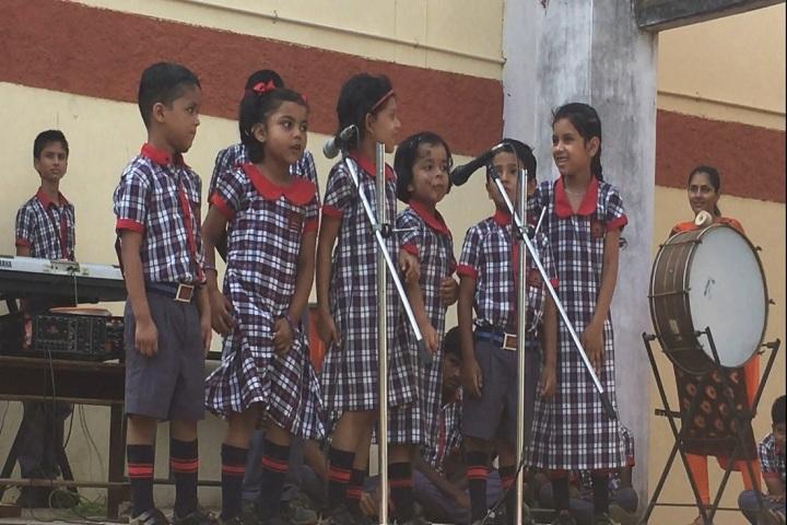 Kendriya Vidyalaya Vijayanarayanam-music