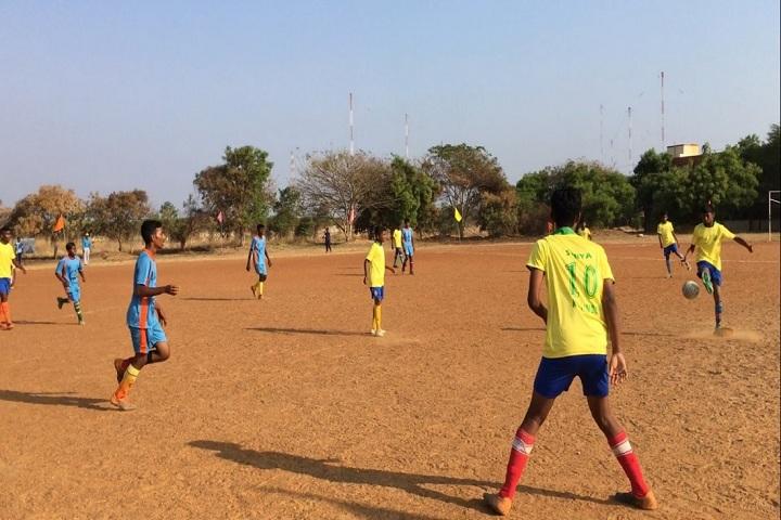 Kendriya Vidyalaya Vijayanarayanam-sports