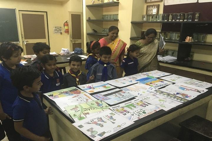 Kendriya Vidyalaya Annanagar-activity