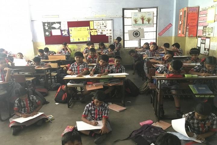 Kendriya Vidyalaya Annanagar-classroom