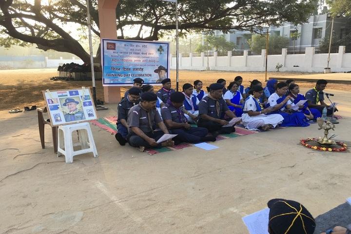 Kendriya Vidyalaya Annanagar-world thinking day
