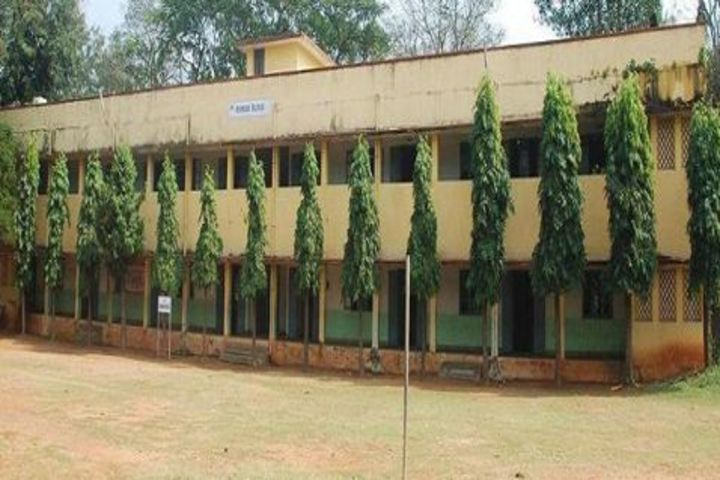 BHPV Senior Secondary School-Building