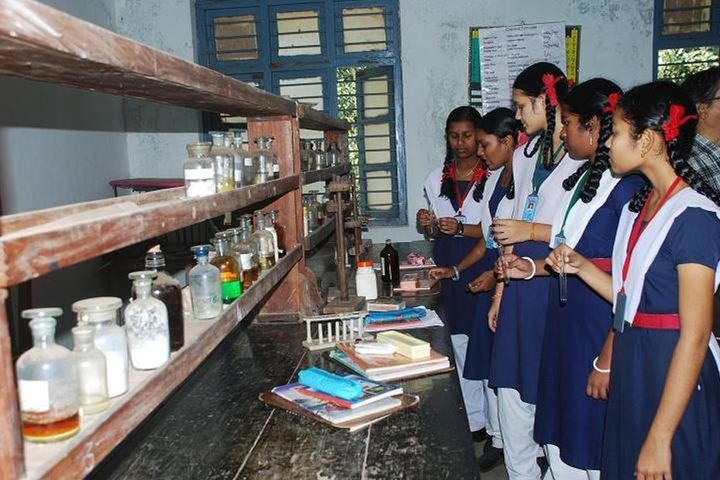 BHPV Senior Secondary School-Chemistry Lab
