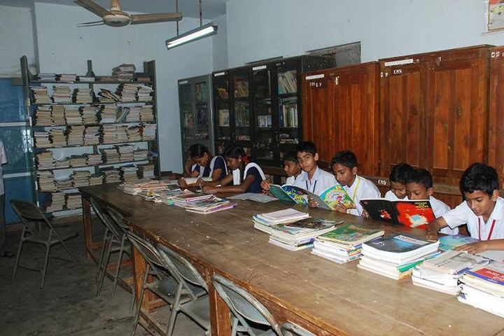 BHPV Senior Secondary School-Library