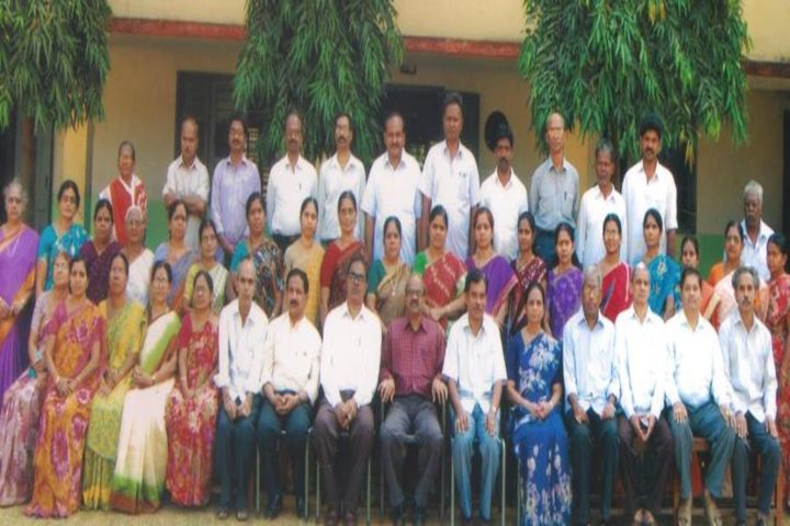 BHPV Senior Secondary School-Staff