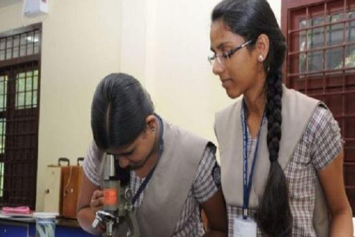 Kola Sarswathi Vaishnav Senior Secondary School-Biology Lab