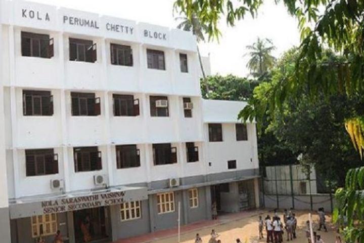 Kola Sarswathi Vaishnav Senior Secondary School-Building