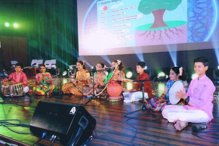 Kola Sarswathi Vaishnav Senior Secondary School-Music