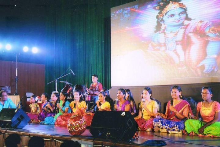 Kola Sarswathi Vaishnav Senior Secondary School-Singing