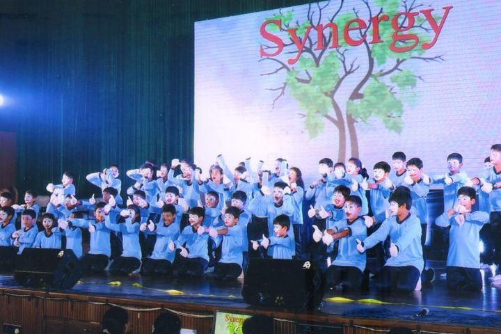Kola Sarswathi Vaishnav Senior Secondary School-Synergy