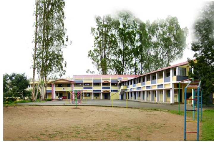 Kotagiri Public School-Building