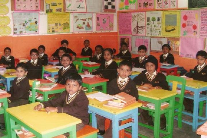 Kotagiri Public School-KG Class