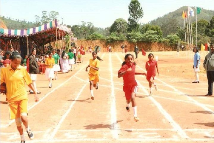 Kotagiri Public School-Running Compitition