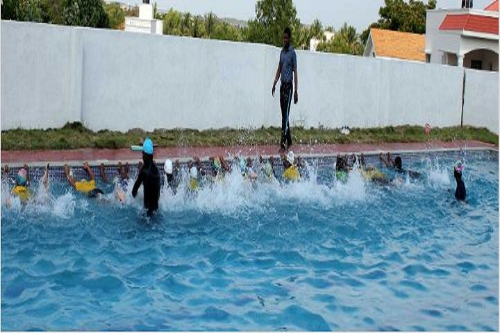 Litera Valley Zee School-Swimming Pool