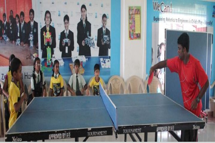 Litera Valley Zee School-Table Tennis