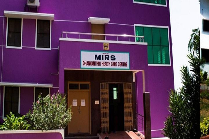 Maharishi International School-health care centre