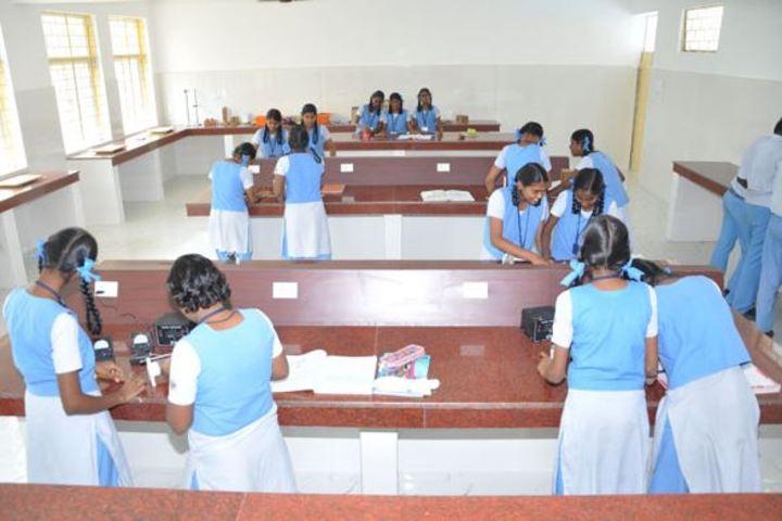 Maharishi School Of Excellence-Laboratory
