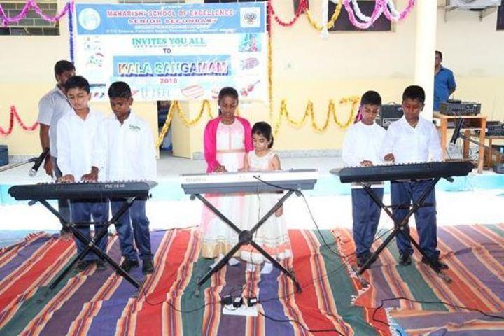 Maharishi School Of Excellence-Music