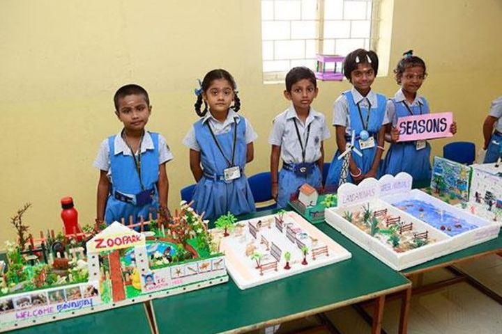 Maharishi School Of Excellence-Science Fair