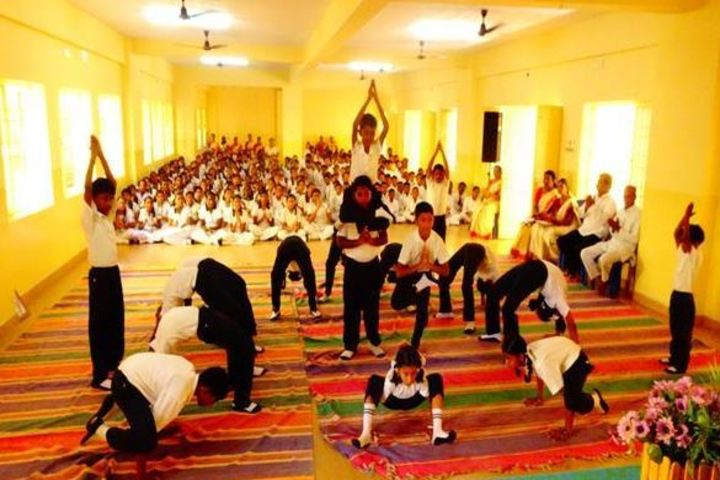 Maharishi School Of Excellence-Yoga