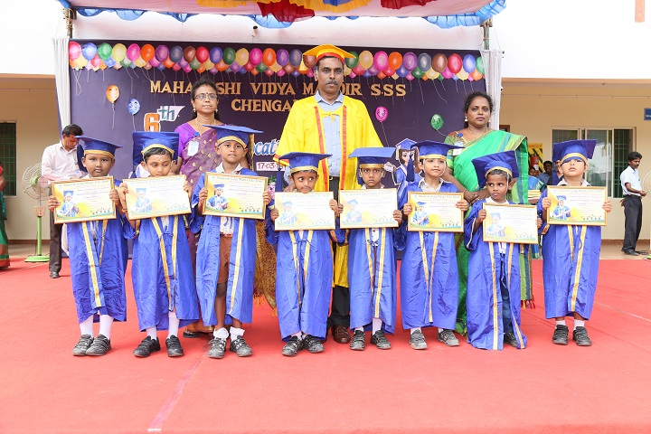 Sree Gokulam Public School-Graduation day