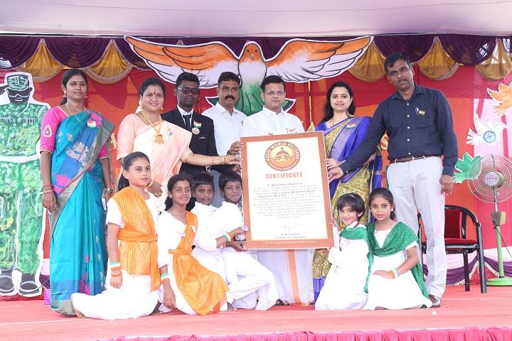 Sree Gokulam Public School-Independence Day