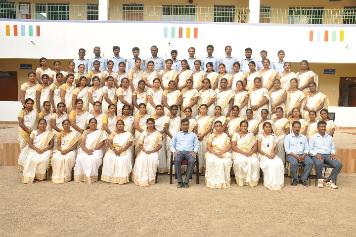 Sree Gokulam Public School- Staff