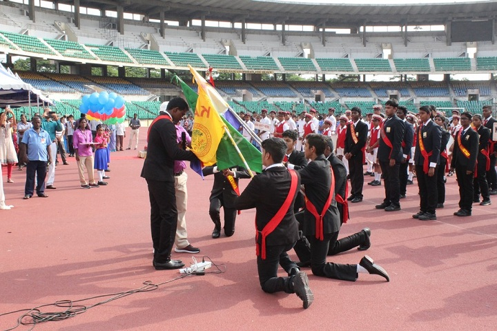 Maharishi Vidya Mandir-36TH ANNUAL SPORTS MEET