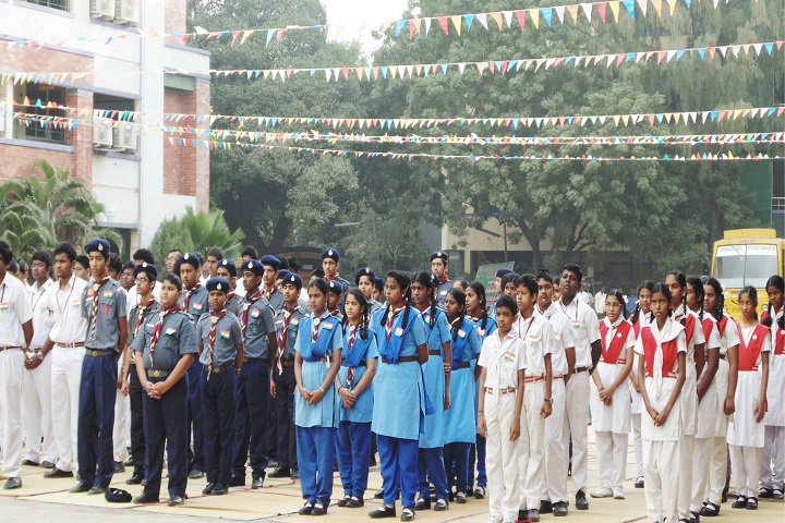 Maharishi Vidya Mandir-65th REPUBLIC DAY CELEBRATIONS