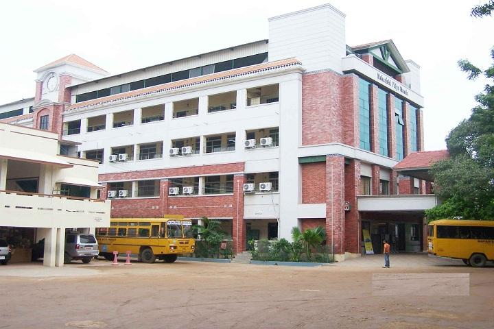 Maharishi Vidya Mandir-School Campus