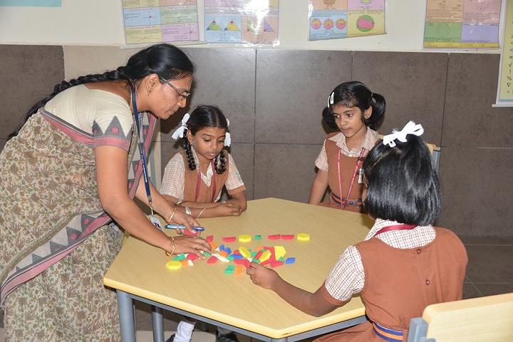 Maharishi Vidya Mandir-Math Lab