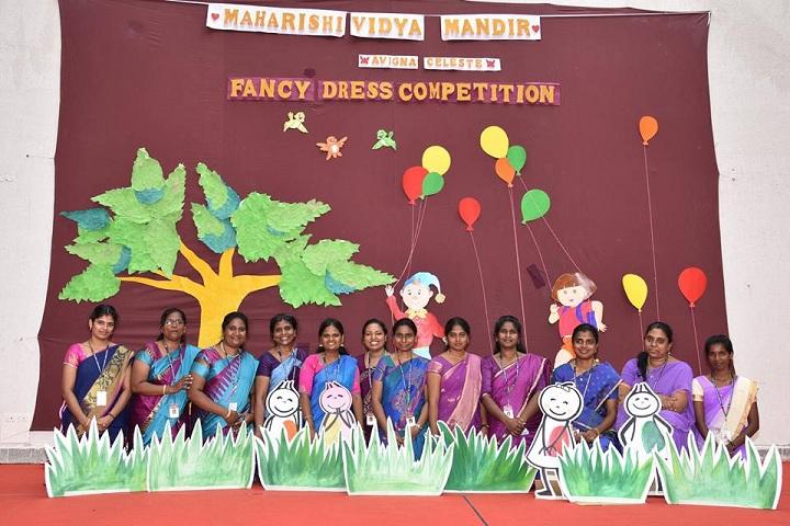 Maharishi Vidya Mandir-Fancy Dress Competition
