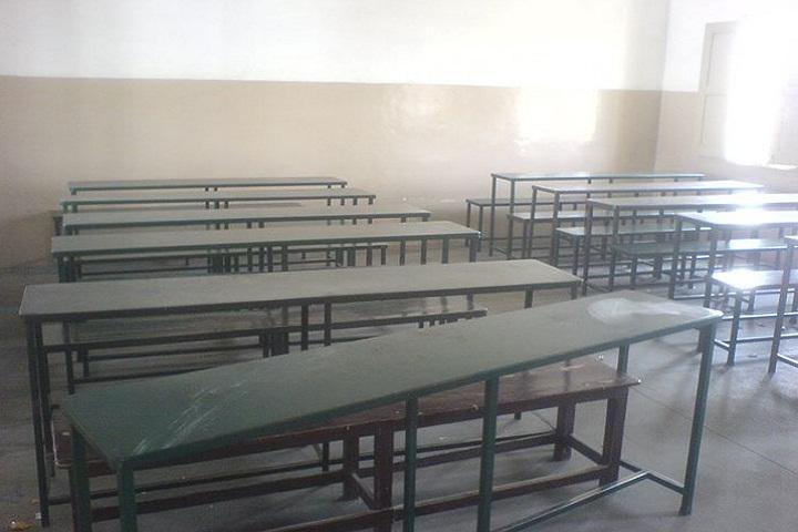 Mahatma Gandhi Centenary Vidyalaya-Classroom