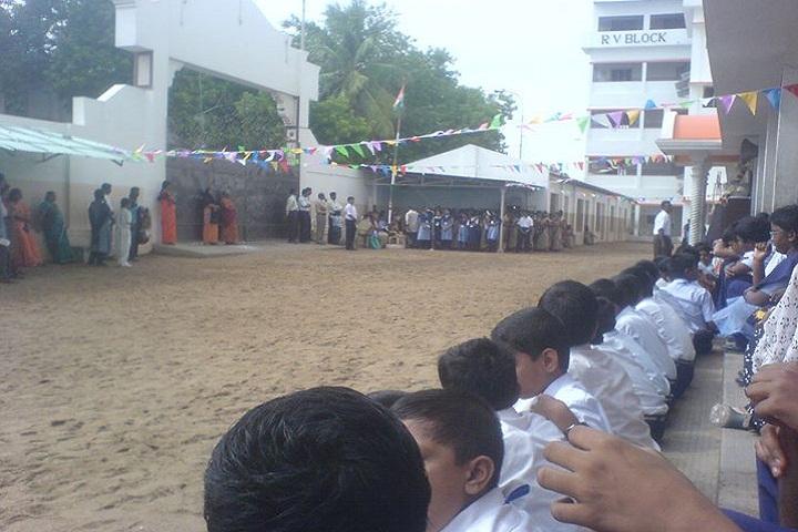 Mahatma Gandhi Centenary Vidyalaya-Playground