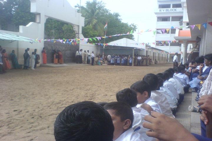 Mahatma Gandhi Centenary Vidyalaya-Republic Day