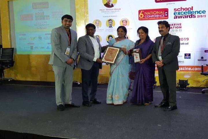Mahindra World School-Achievements
