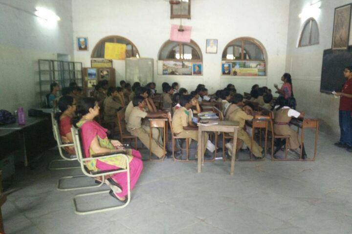 Bolton School-Classroom